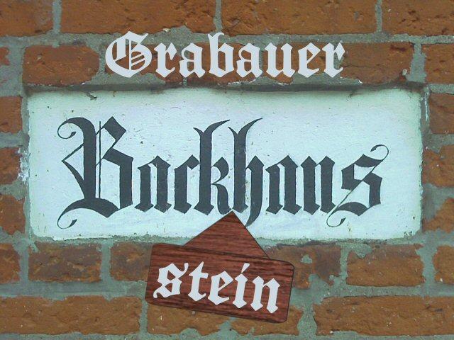 Grabauer Back(stein)haus